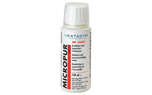 Katadyn Micropur Forte MF 1.000F 100 ml