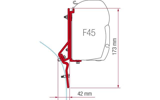 F45 Kit Fiat Ducato - Renault Master