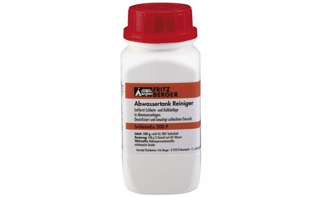 Berger Abwassertank Reiniger für 200 l