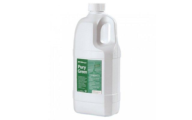 Berger Sanitärflüssigkeit Pury Green 2 L