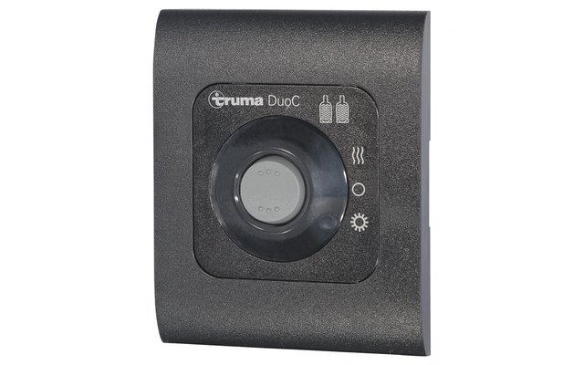 Truma Fernanzeige DuoC für silberfarbene DuoControl CS