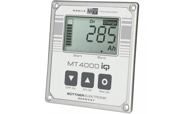 Batterie-Computer MT 4000iQ 400 A-Shunt