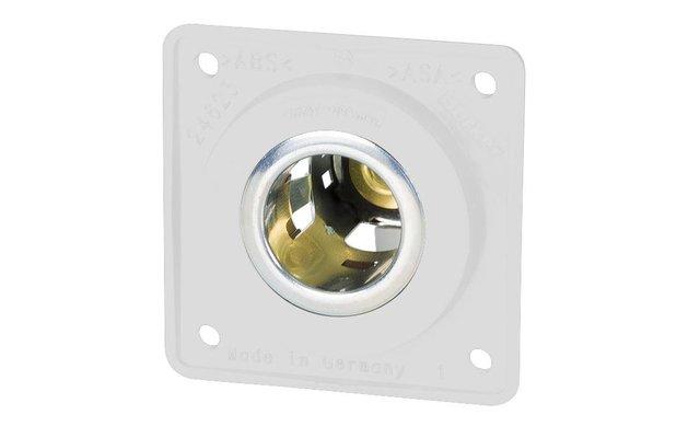 Power-Steckdose 12 V weiß