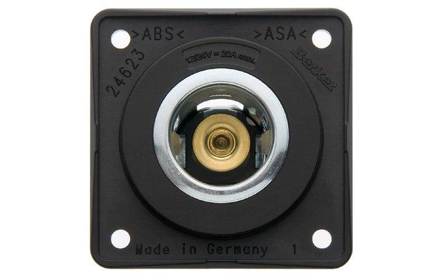 Power-Steckdose 12 V antrazit