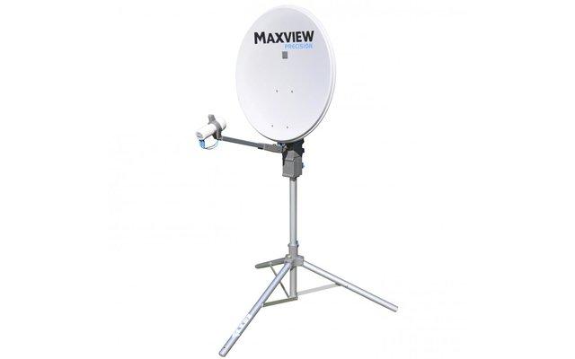 Maxview Precision I.D Manuelle Sat-Anlage Twin 65 cm