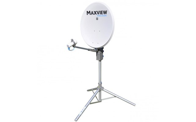 Maxview Precision I.D Manuelle Sat-Anlage Twin 75 cm