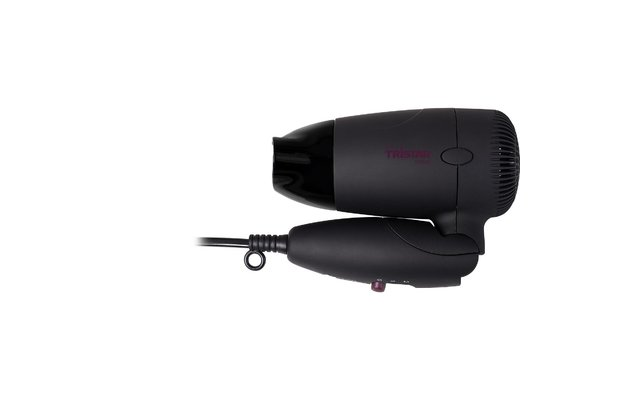 Reisehaartrockner schwarz 230V / 1200W