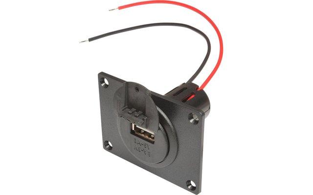 USB Einbausteckdose