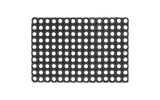 Gummimatte außen 60 x 40 x 2 cm