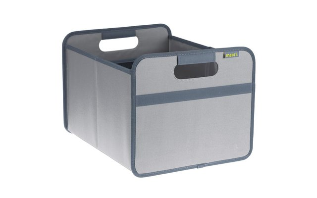 Meori Faltbox Classic Stein Grau Medium 24 Liter