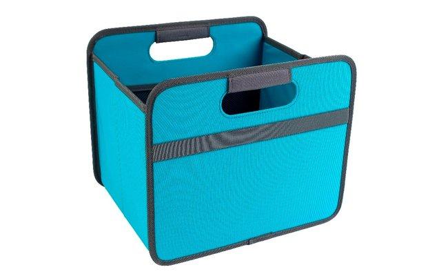 Meori Faltbox Classic Azur Blau Small 15 Liter