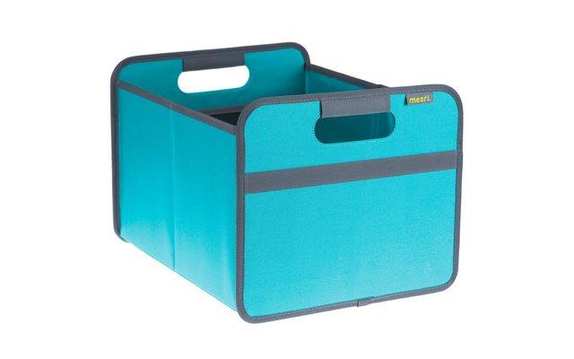 Meori Faltbox Classic Azur Blau Medium 24 Liter