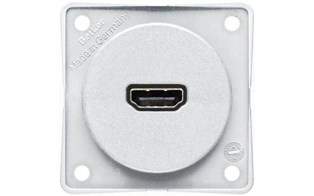 HDMI Steckdose weiß