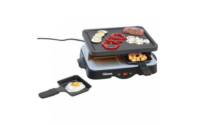 Raclette für 4 Personen