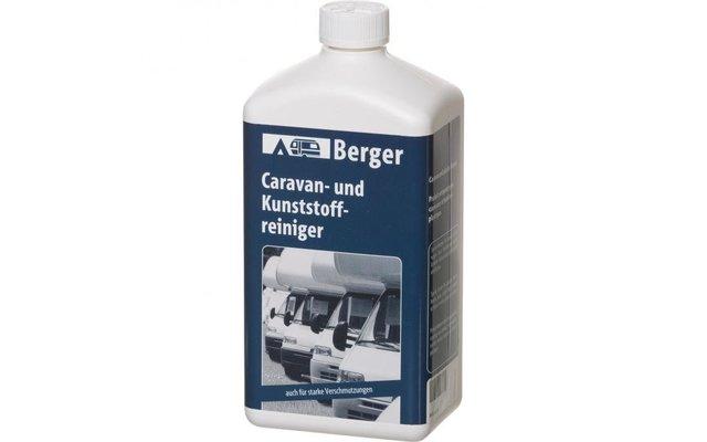 Berger Caravan- und Kunststoffreiniger 1 Liter