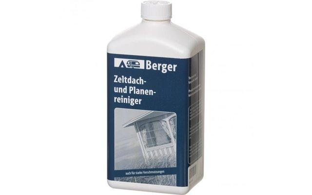 Berger Zeltdach und Planen Reiniger 1 L