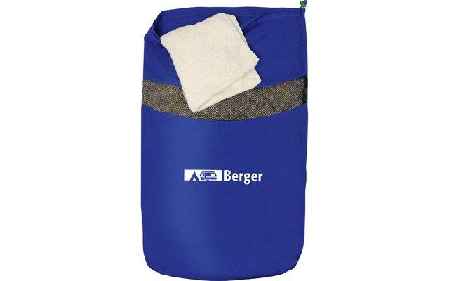 Berger Wäschesack blau