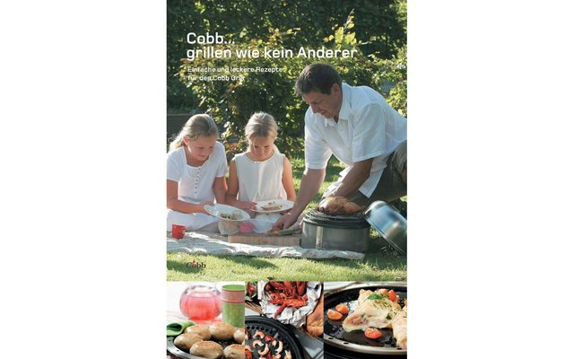 Cobb Kochbuch - grillen wie kein Anderer