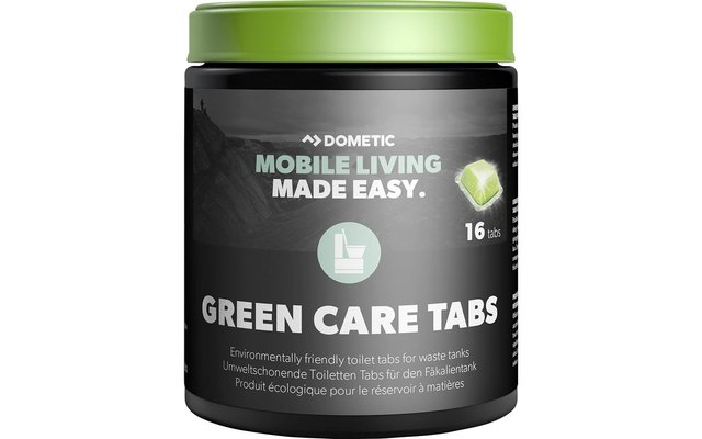 Dometic Sanitärzusatz GreenCare 16 Tabs