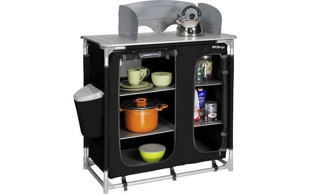 Berger Küchenbox Premium II schwarz