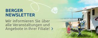 Banner Berger Newsletter