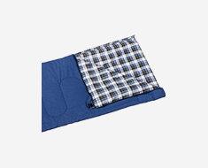 Schlafsäcke und Matten