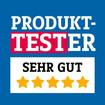 Produkttester - sehr gut
