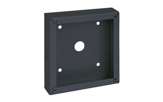 Büttner Aufbaugehäuse schwarz für Solarfernanzeige