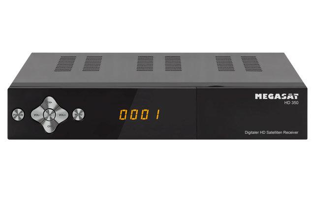 Megasat HD Satelliten Receiver HD350