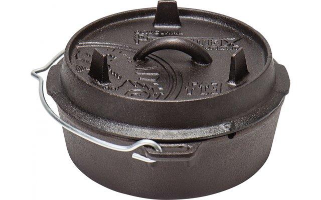 Petromax Dutch Oven Feuertopf 1,8 l mit Deckel