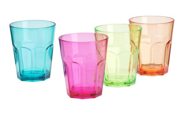 Trinkgläser Soda 4er