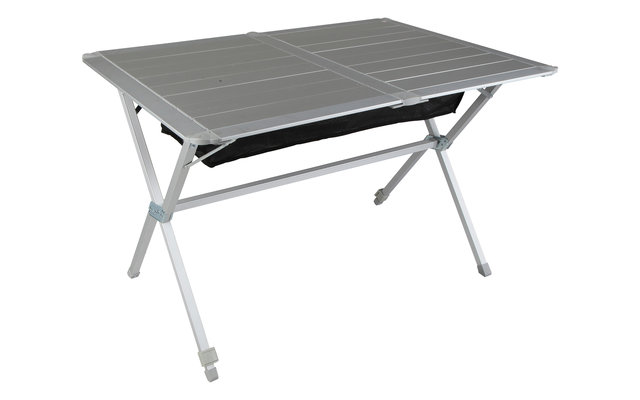 Berger Aluminium Rolltisch 115 x 78,5 cm