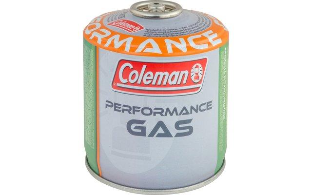 Coleman C500 Performance Schraubkartusche mit Ventil 220 ml