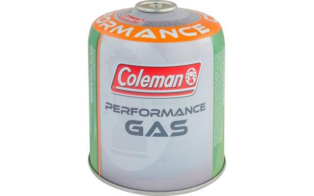 Coleman C500 Performance Schraubkartusche mit Ventil 440 ml