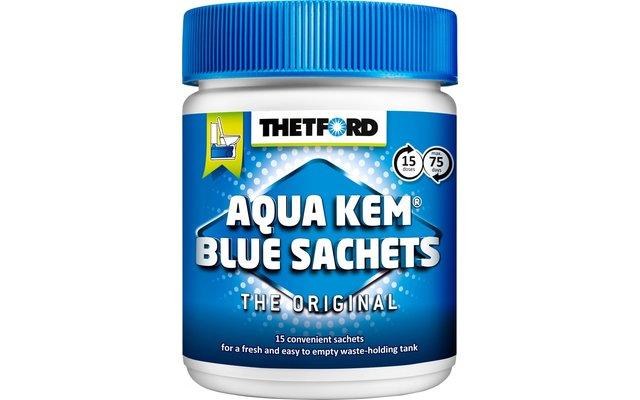Thetford Aqua Kem Blue Sachets 15 Tabs Sanitärzusatz