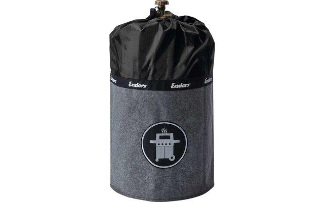 Enders Gasflaschenschutzhülle Lifestyle 11 kg schwarz
