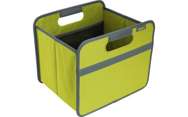 Meori Faltbox Classic Kiwi Grün Small 15 Liter