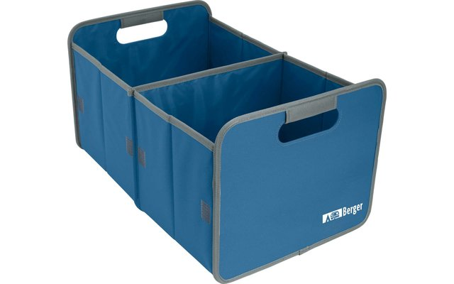 Berger Faltbox Blau 30 Liter
