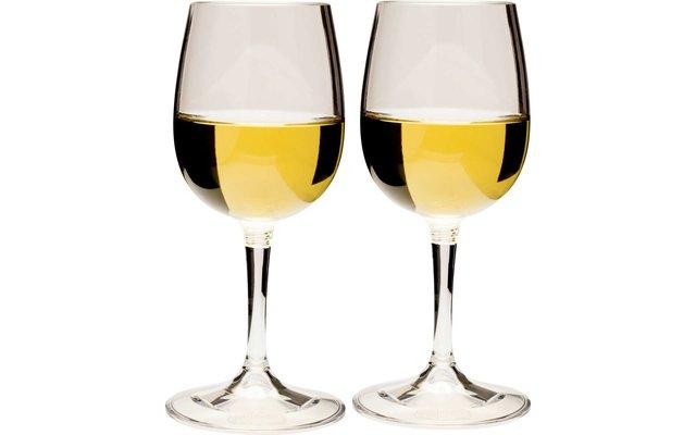 Copolyester Weißweinglas 2er Set