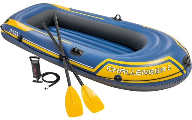 Intex Schlauchboot Challenger 2 Personen