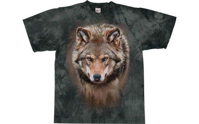 Harlequin Lone Wolf T-Shirt