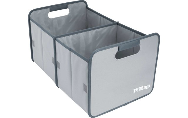 Berger Faltbox Grau 30 Liter
