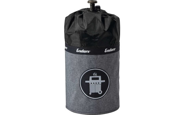 Enders Gasflaschenschutzhülle Lifestyle 5 kg schwarz