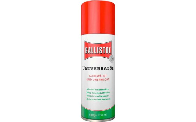 Universalöl-Spray Ballistol 200 ml