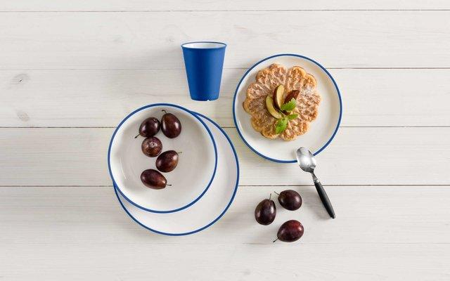 Berger Kunststoff Dessertteller Sanaliving