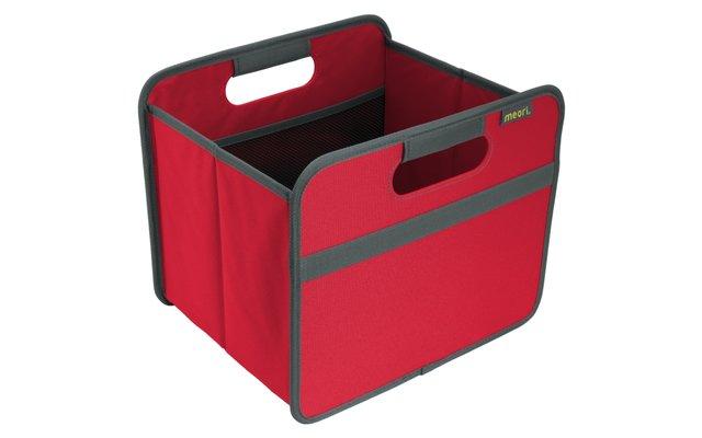 Meori Faltbox Classic Hibiskus Rot Small 15 Liter