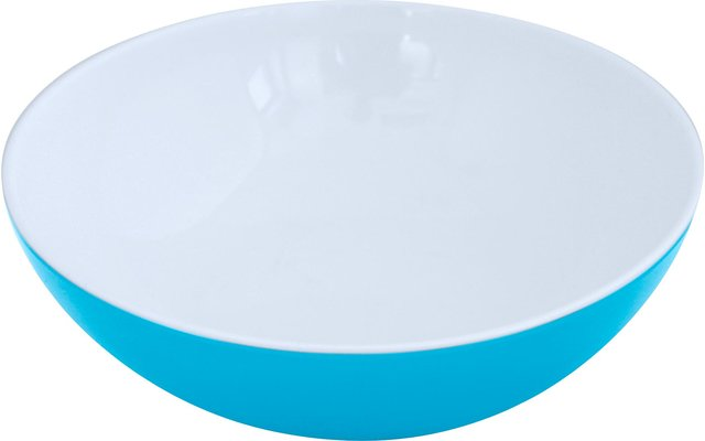 Gimex Schale Rainbow blau