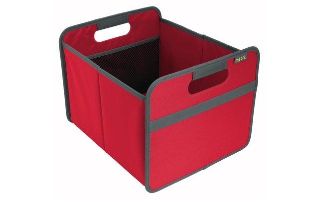 Meori Faltbox Classic Hibiskus Rot Medium