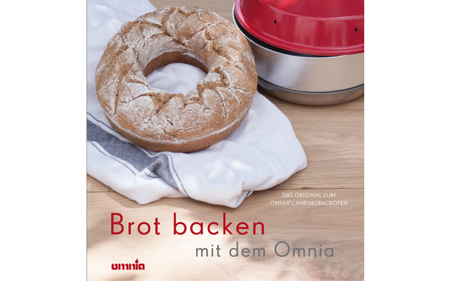 Omnia Kochbuch - Brot backen mit dem Omnia