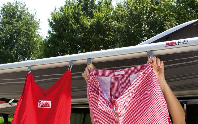 Fiamma Kit Awning Hangers Markisenhaken für die Kederschiene